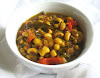 Spicy Black-Eyed Pea Sambar