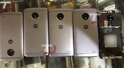 Moto E4 Plus Real images leaked