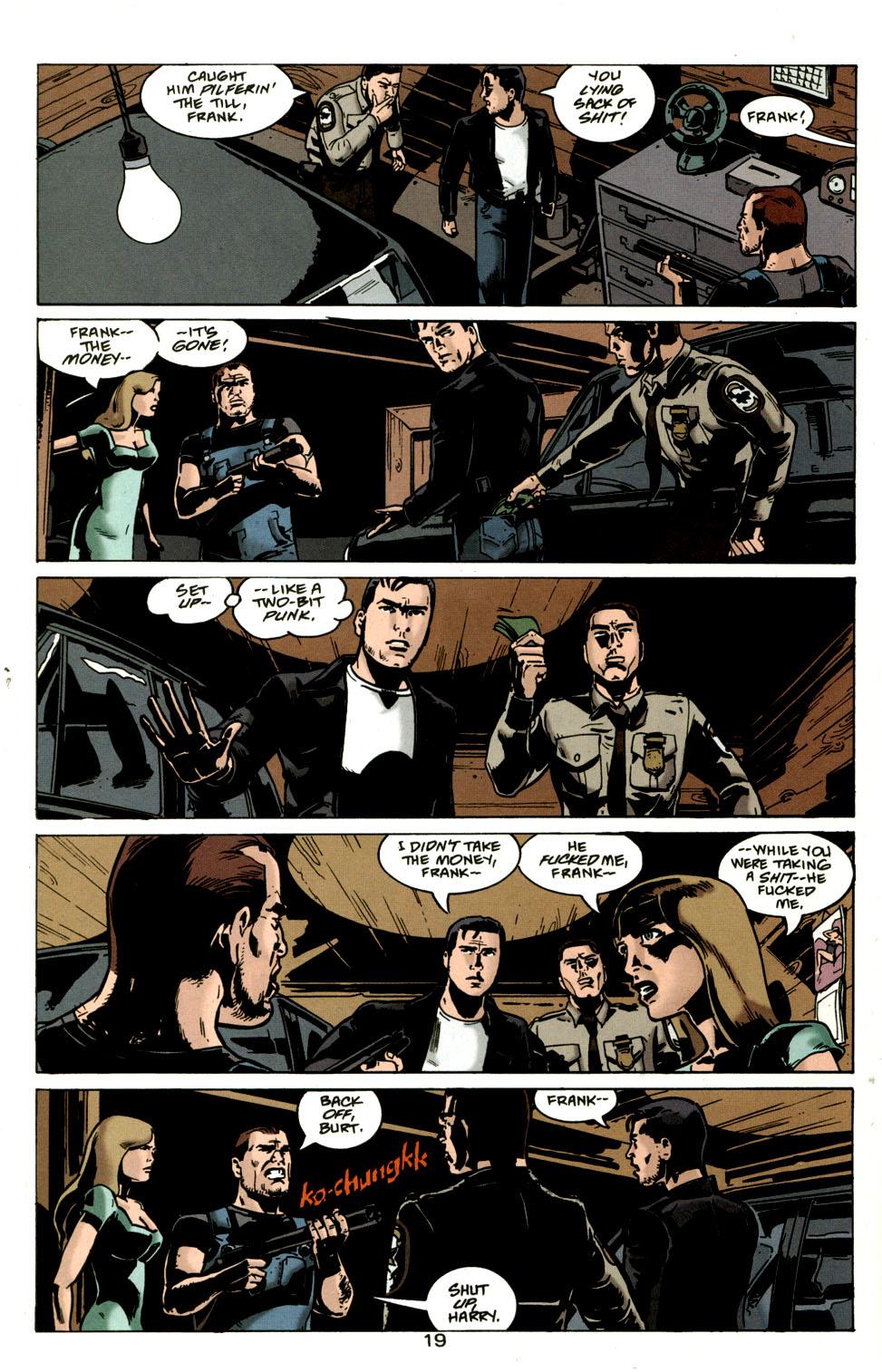 Read online American Century comic -  Issue #9 - 21
