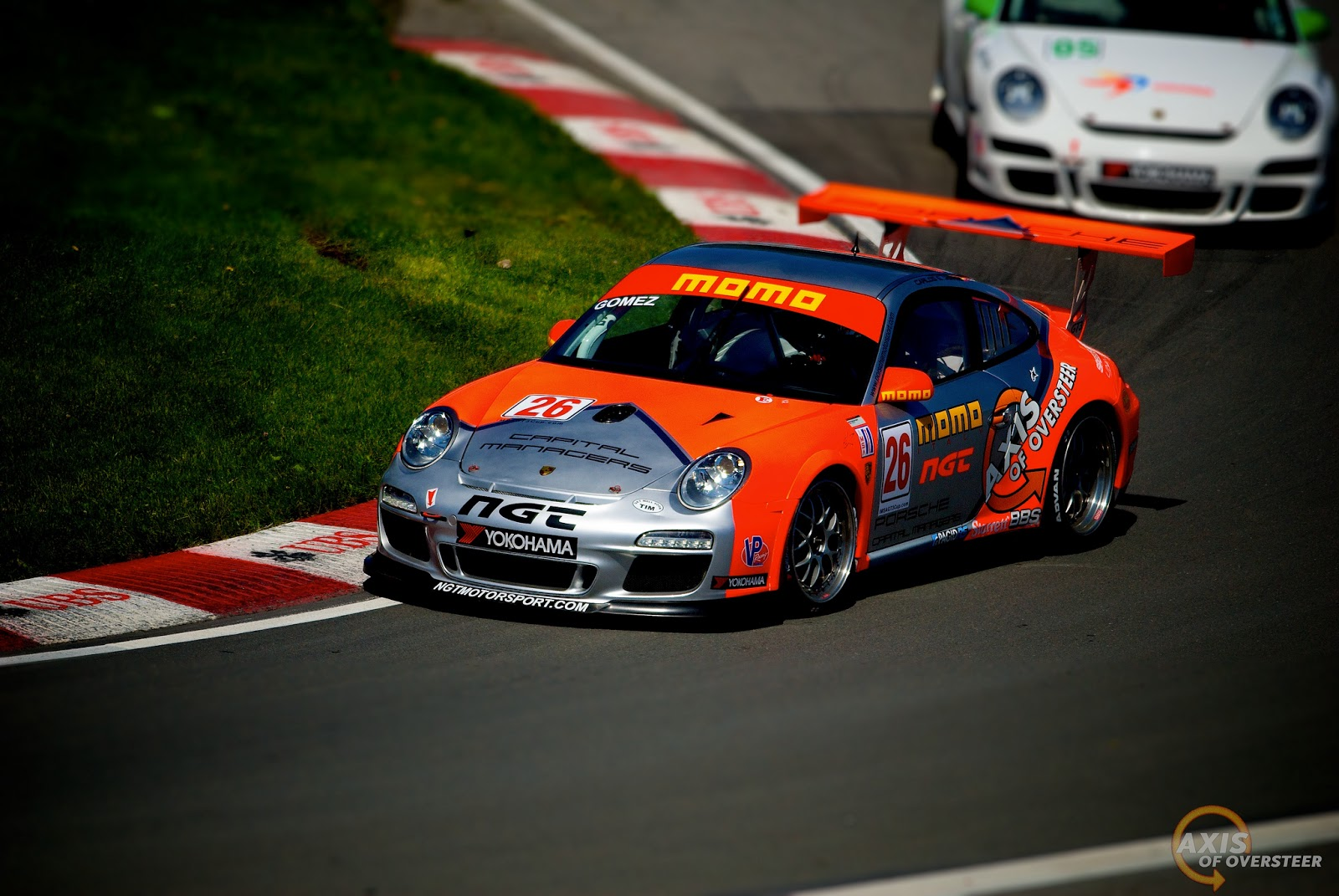 axis of oversteer axis porsche 997 gt3 cup is for sale. Black Bedroom Furniture Sets. Home Design Ideas