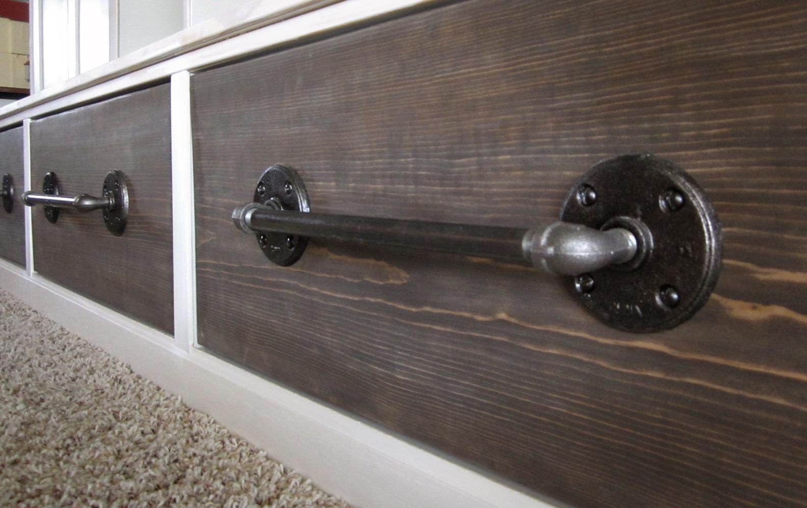 KrisKraft: Industrial-Look Drawer Pulls