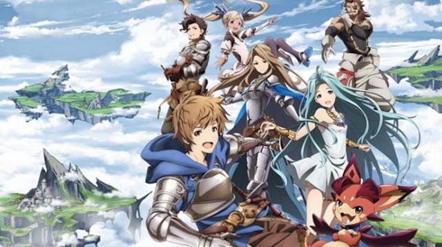 Granblue Fantasy The Animation - Anime Tokoh Utama Menggunakan Pedang