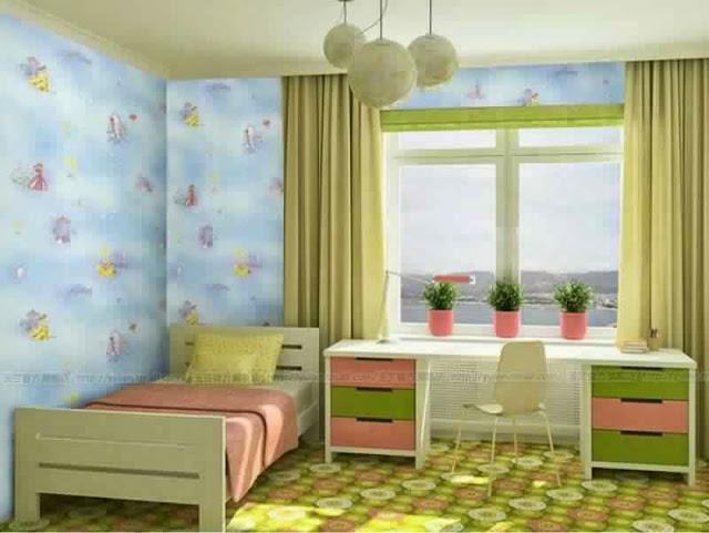 غرفة الأطفال