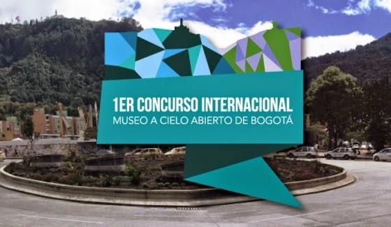 Concurso Internacional - Museo a cielo abierto de Bogotá