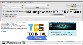 NCK Dongle Android MTK 2.5.6 With Crack Free Download