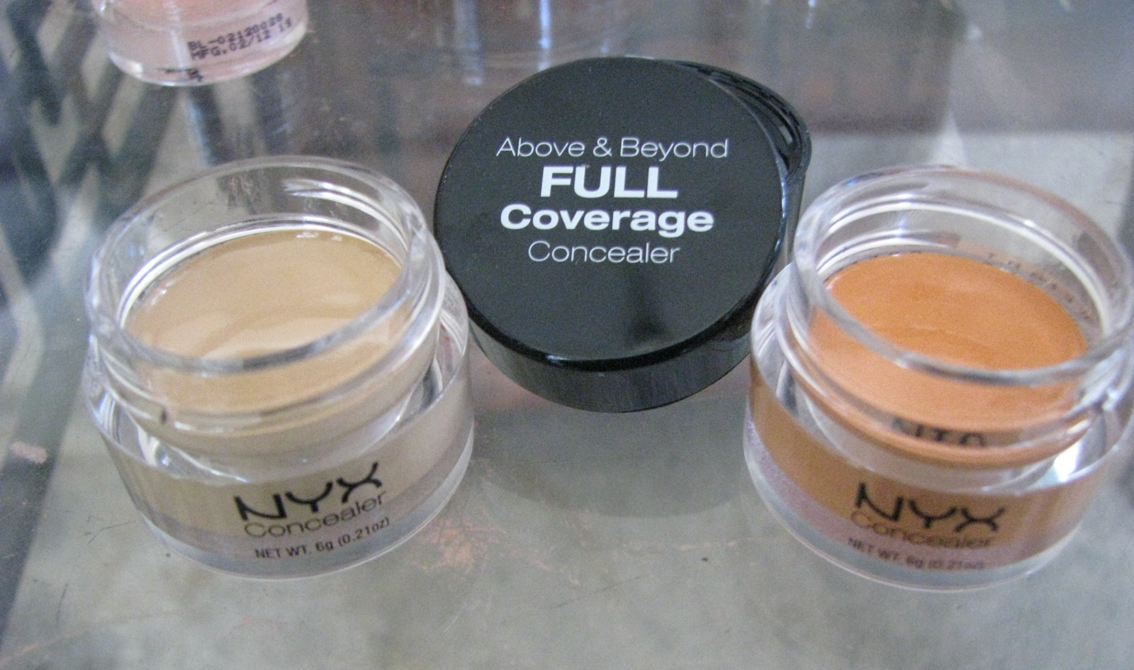 The Kikay Mom: NYX Above & Beyond Full Coverage Concealer ...