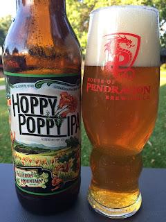Figueroa Mountain Hoppy Poppy IPA 1