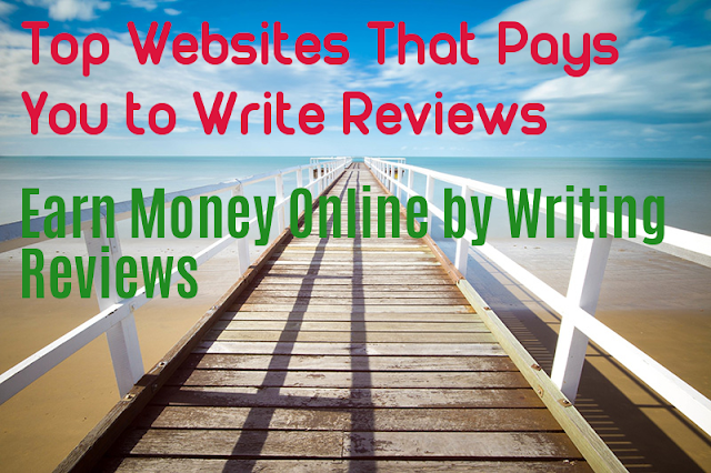 websites that pay for writing reviews
