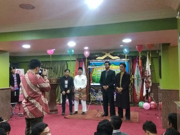 KSMR Sukses Gelar Malam Gema Budaya Melayu Vol. I
