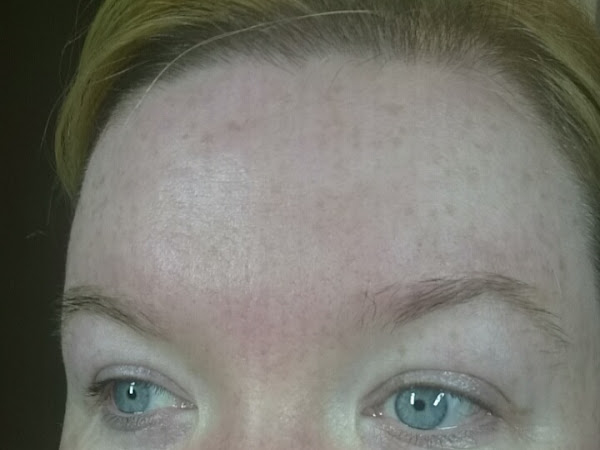 My brows are done! Ombre HD Permanent Brows by Olena Oliynyk