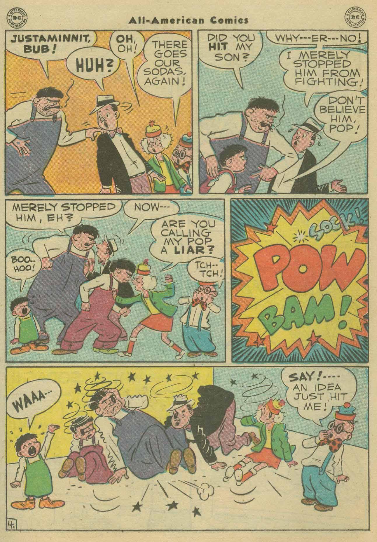 Read online All-American Comics (1939) comic -  Issue #92 - 19