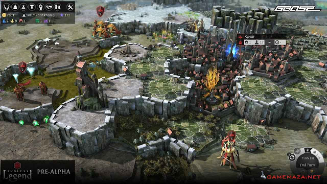 Endless Legend Tempest Gameplay Screenshot 3