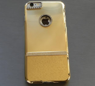 A $19,500 gold iPhone case