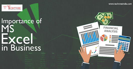 Importance of MS Excel in Business