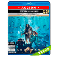 Aquaman (2018) IMAX ULTRA HD BDREMUX 2160p Latino