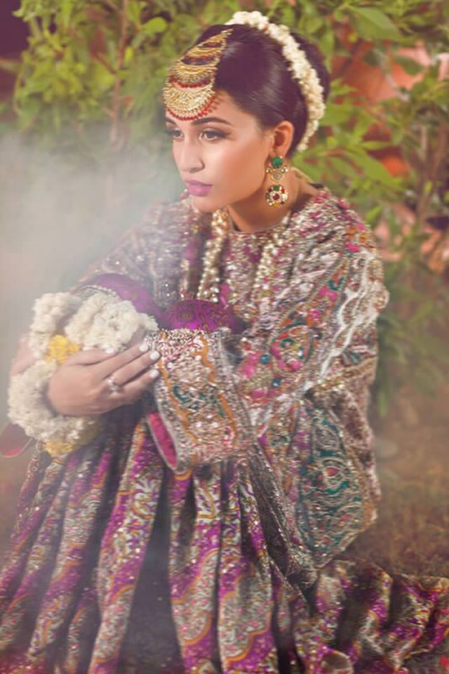 Women Dresses, Women's Fashion, Women's Trends, Fashion, Fashion Trends, Pakistani Dresses, Pakistani Fashion Events, Pakistani Fashion Shows Pakistani Wedding Dresses Dresses Collection Mid Summer Collection  Summer Collection Bridal Dresses Farah Talib Aziz Women Bridal Rajastani Royal Fashion Dresses Collection 2016