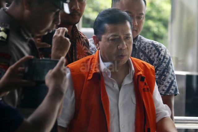 Jangan Cuma Setnov, KPK Didesak Tangkap 3 Politisi PDIP