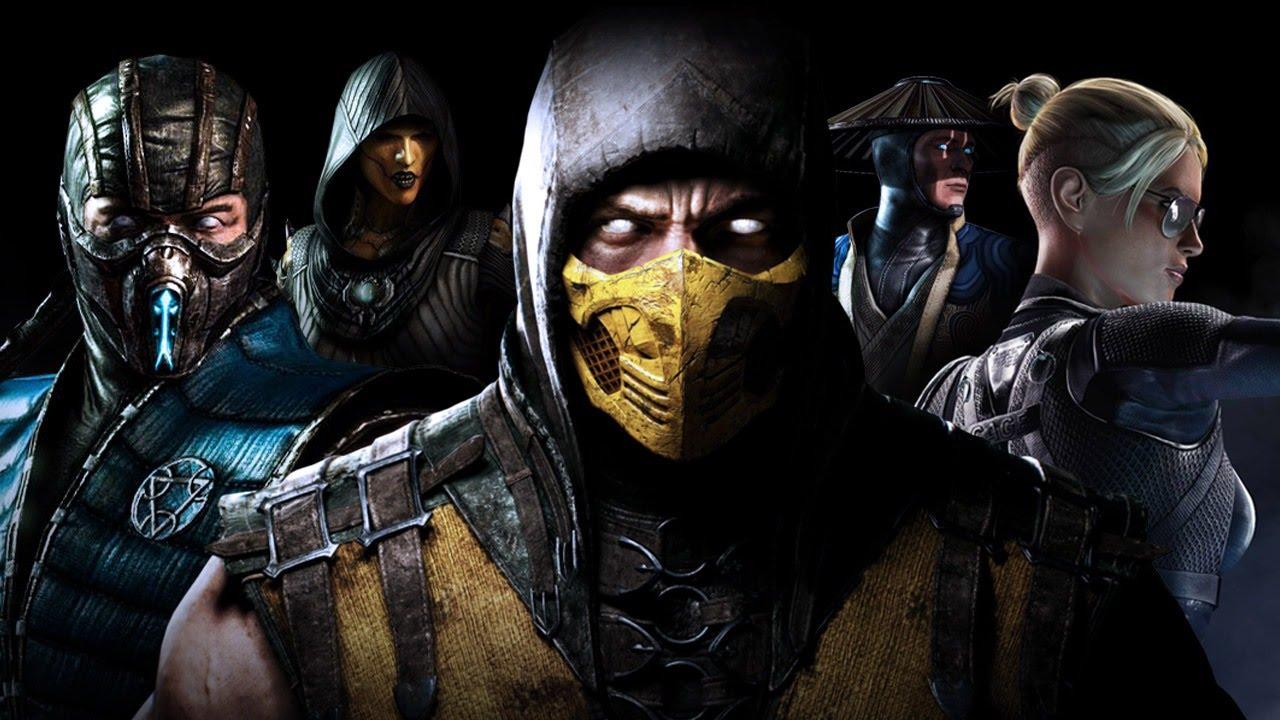 LORD OF GAMERS: Mortal Kombat X fighting video game : WIKI
