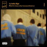 Ty Dolla $ign - Blasé (feat. Future & Rae Sremmurd) [Remixes] - Single Cover