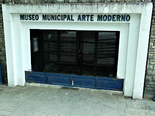 Museo Municipal de Arte Moderno - Plaza Independencia, Mendoza