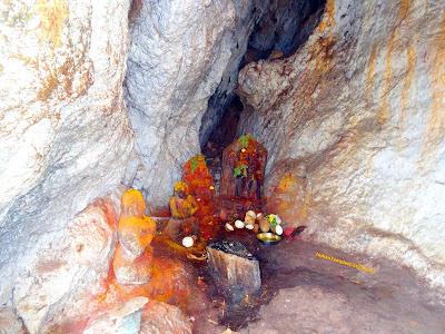 Gandala Narasimha Swamy Temple at Mangalagiri