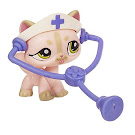 Littlest Pet Shop 3-pack Scenery Cat (#1326) Pet