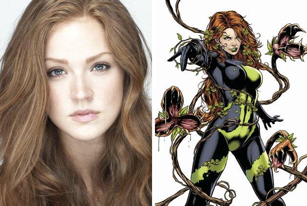 Gotham - Season 3 - Maggie Geha Cast as Grown-Up Poison Ivy