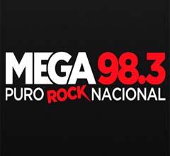 Mega 98.3 FM en Vivo Online Buenos Aires