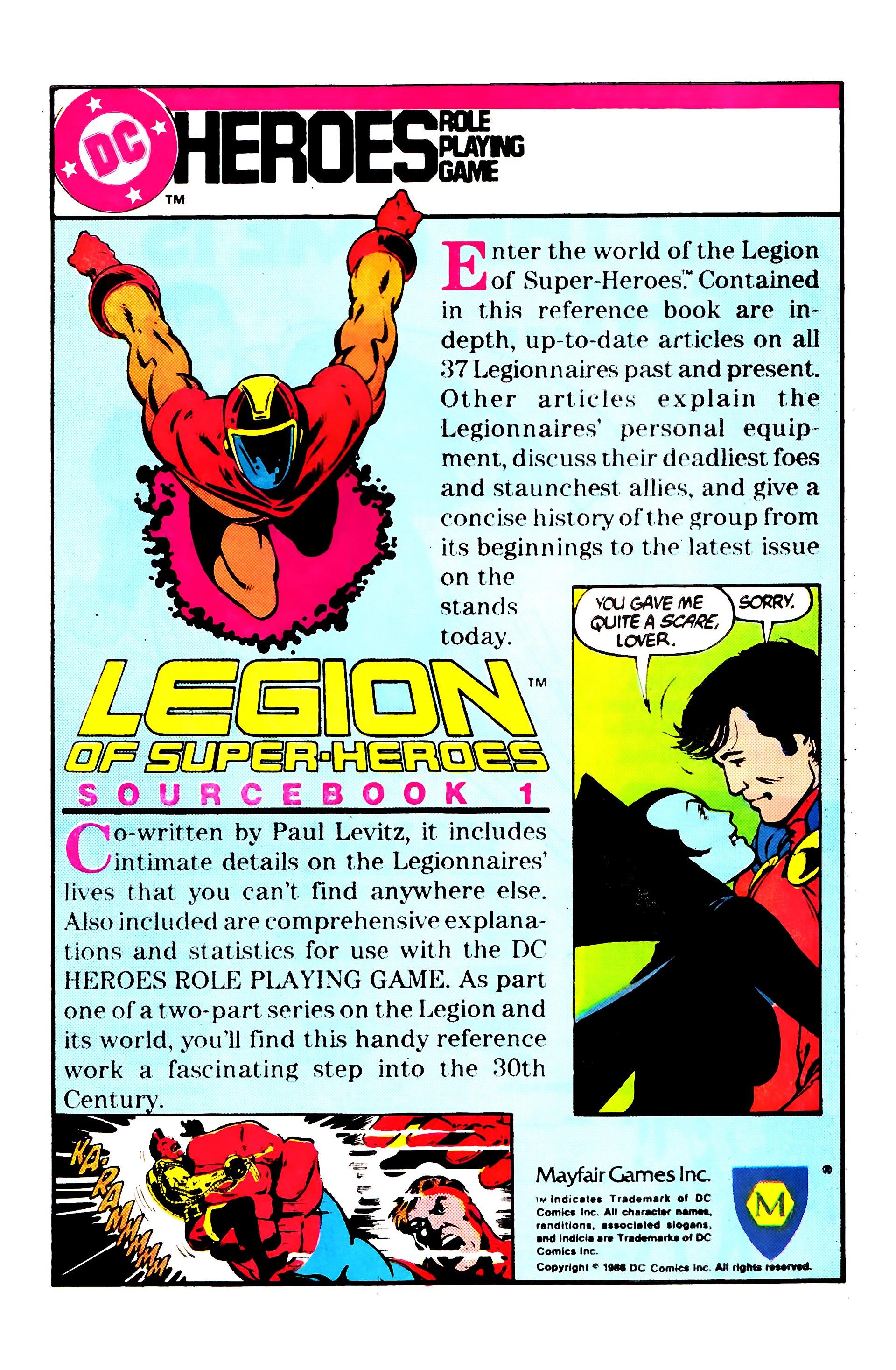 Read online Secret Origins (1986) comic -  Issue #8 - 45