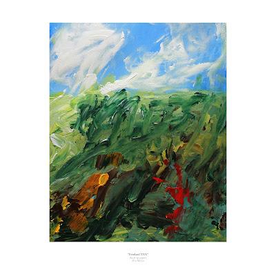 Martin Hoogeboom, Laren, Eemnes, art, painting,