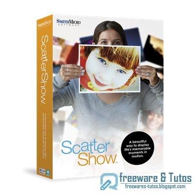 scattershow un logiciel gratuit pour cr er des diaporamas freewares tutos. Black Bedroom Furniture Sets. Home Design Ideas