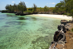 Liang Beach Ambon Indonesia
