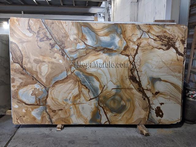 Stonewood quartzite for countertops