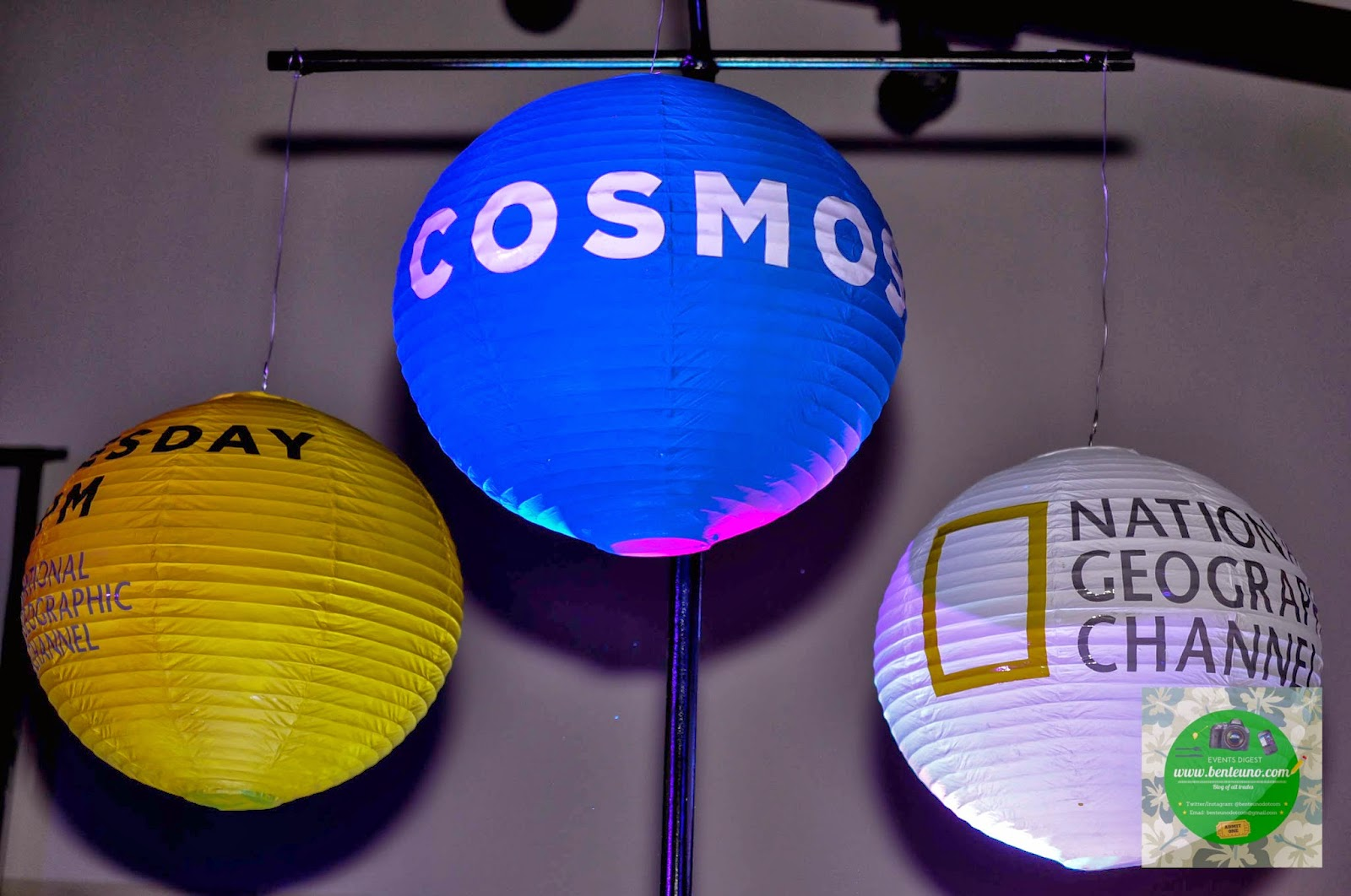 Cosmos: Space Odyssey Media Launch