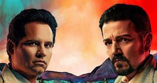 Diego Luna en 'Narcos: México'