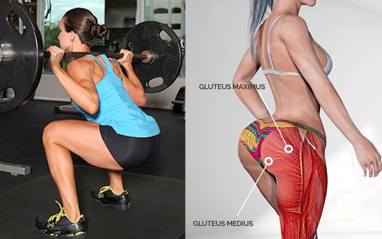 Image result for How to Grow a Bigger Butt If You're Flat