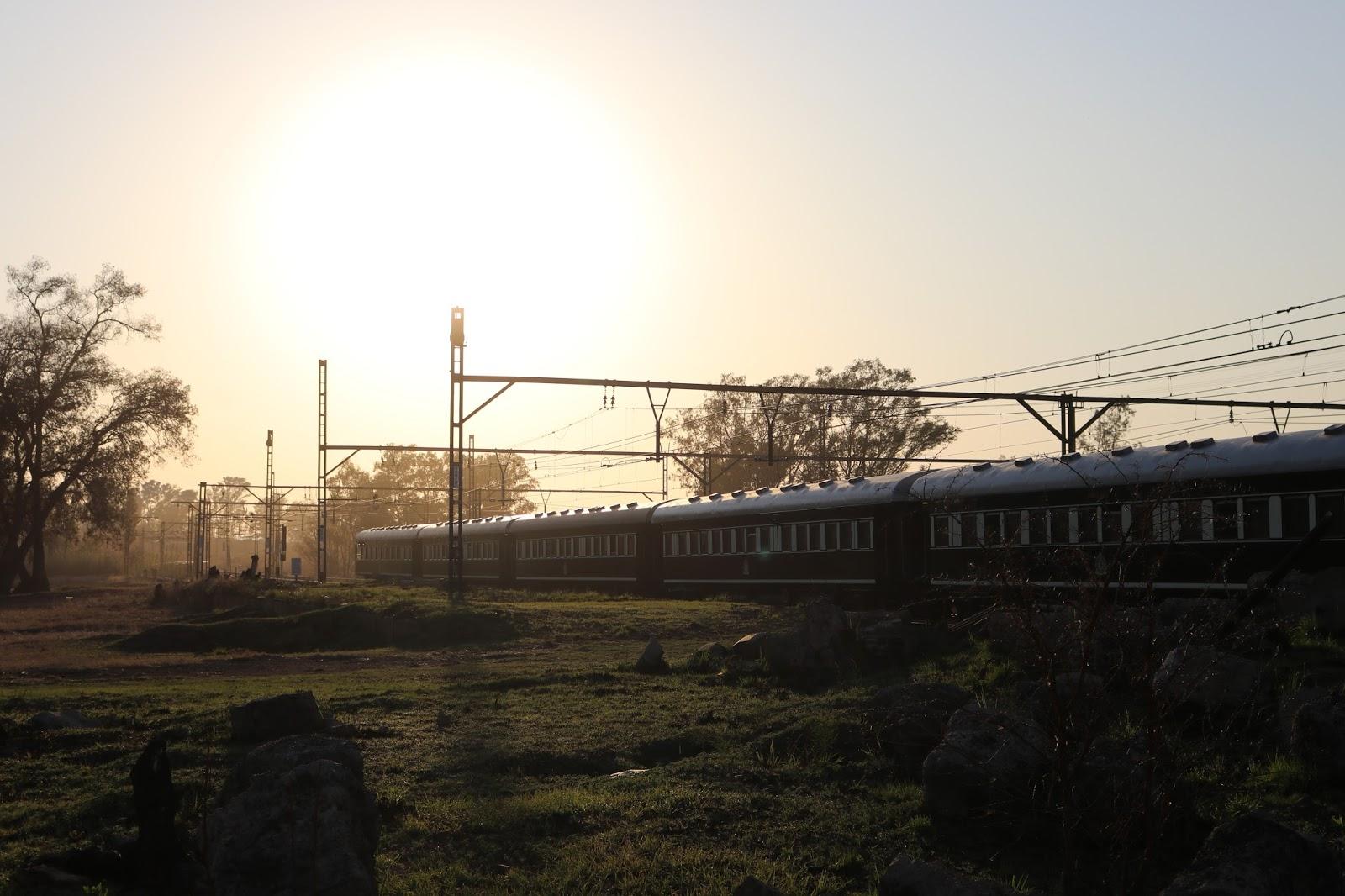 Rovos Rail