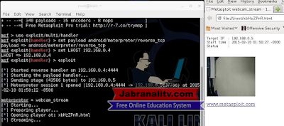 How To Hack Android Phone Remotely Using Kali Linux - 6