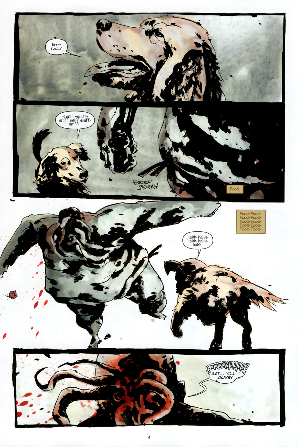 Read online Silent Hill: Dead/Alive comic -  Issue #2 - 6