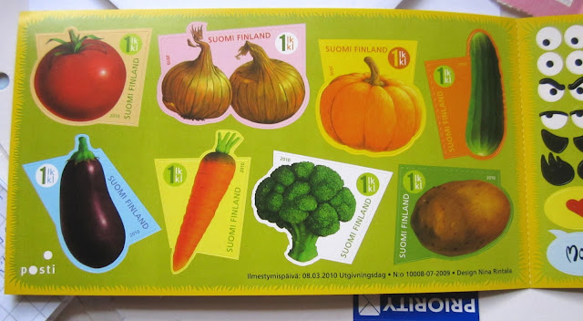 vegetable stamps