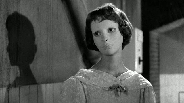 a07e9f893fa5 Eyes Without a Face (French  Les yeux sans visage) is a 1960 horror film  adaptation of Jean Redon s novel, directed by Georges Franju, and starring  Pierre ...