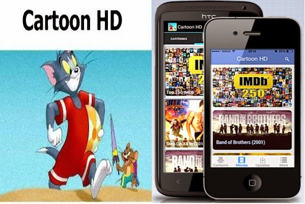 Cartoon HD Apk App Movies, TV Shows for Android, Amazon Fire