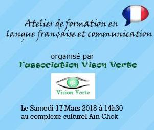 Formation en langue francaise et communication