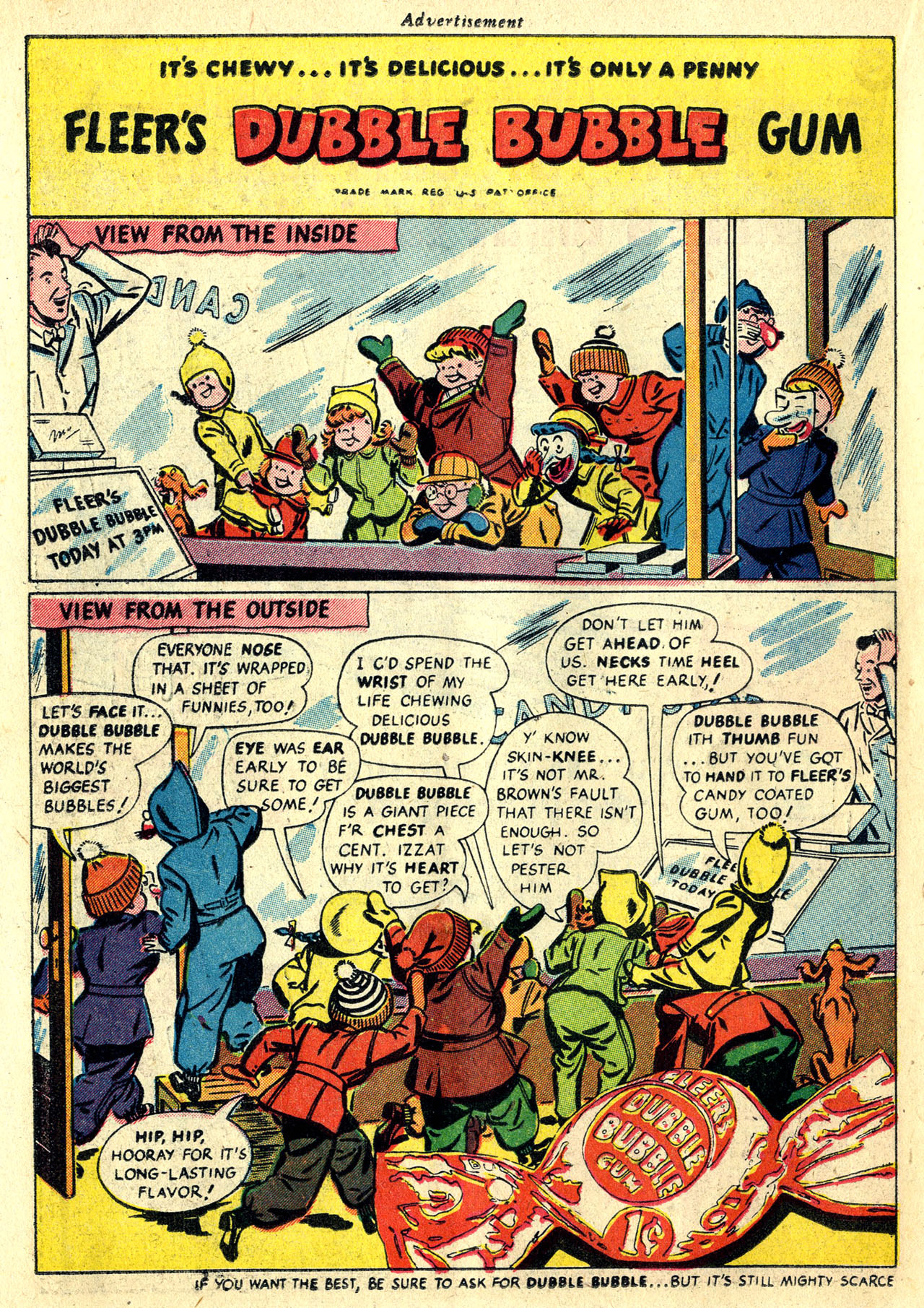 Read online Detective Comics (1937) comic -  Issue #119 - 24
