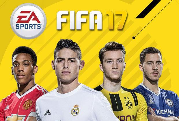 حمل لعبة fifa 2017