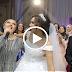 بالفيدو شاهد أم العروسه ولعت الفرح وفاجئت العريس والجميع بعدما قامت بالغناء شاهد ماذا غنت وكيف كان جمال صوتها
