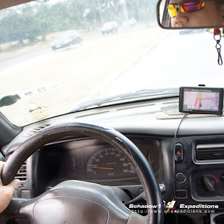 Mapping while driving - Schadow1 Expeditions