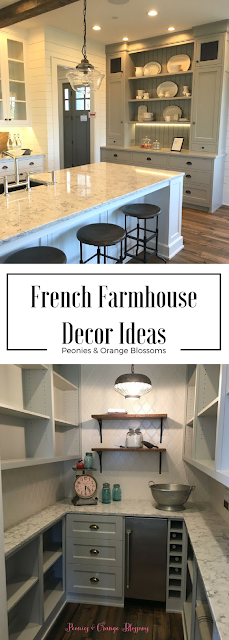 French Farmhouse Decor Ideas and Home Tour
