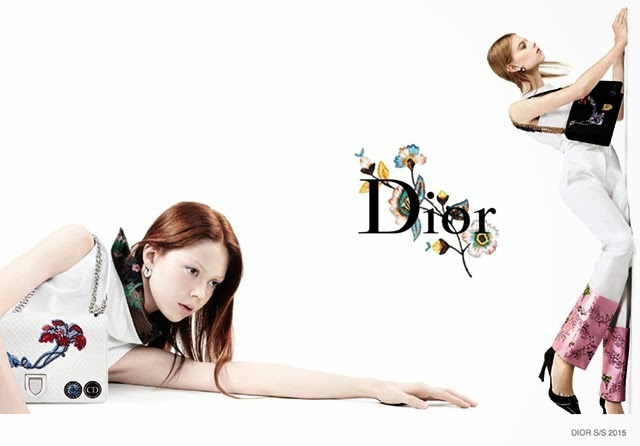 Dior Spring/Summer 15 Ad Campaign