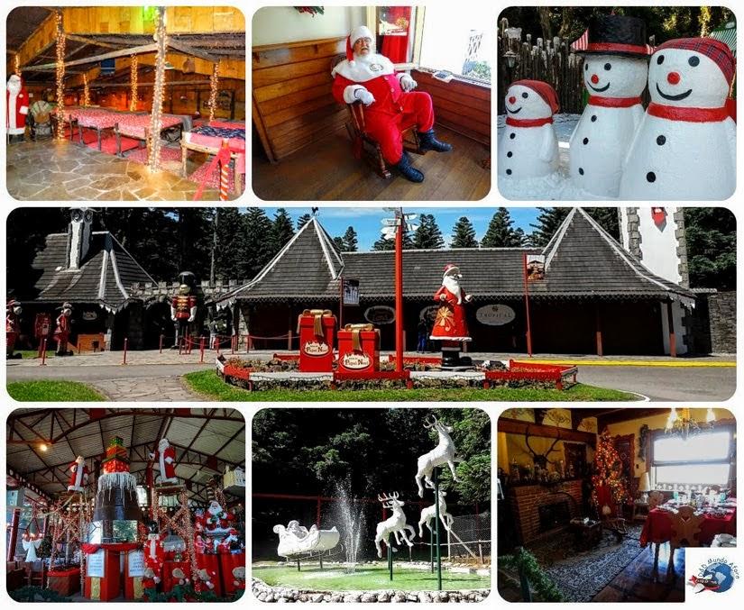 Parque Knorr Aldeia do Papai Noel - Gramado - RS